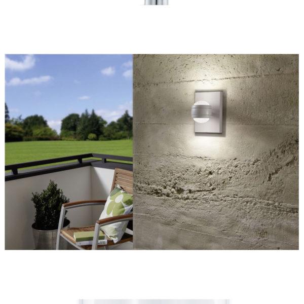 White Outdoor Wall Lighting SESIMBA