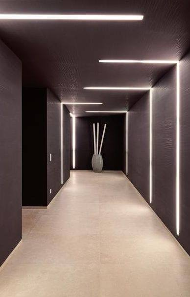 LED light design in Dubai