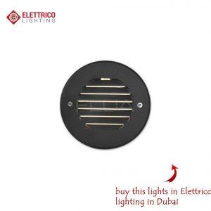 dark latticed spotlights are available in Elettrico store