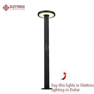 tall black outdoor string lights dubai