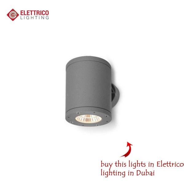 grey color decorative lamp