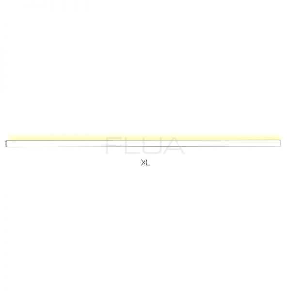 Linear led light fixtures.