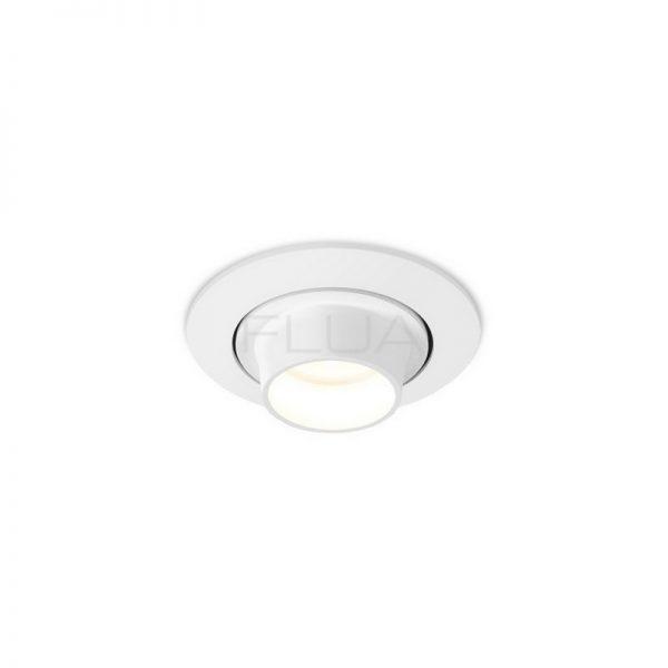 Modern white ceiling spot light fixtures