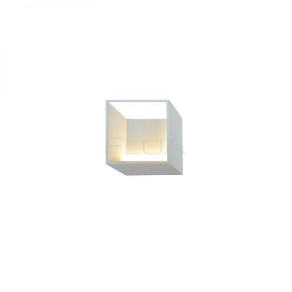 Cubic sconce