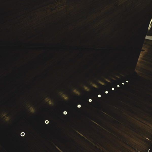 Lighting design for Staircase.