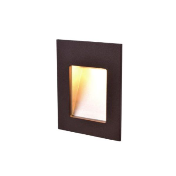staircase wall lights matt coffee color 411214.