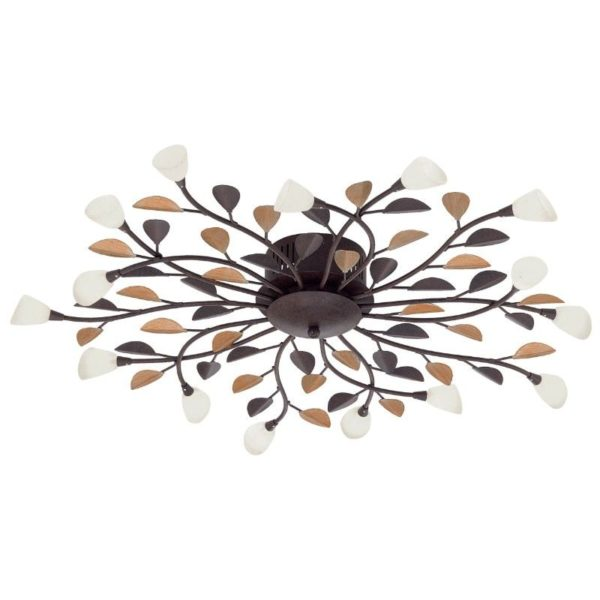 Ceiling light fixture CAMPANIA 90737