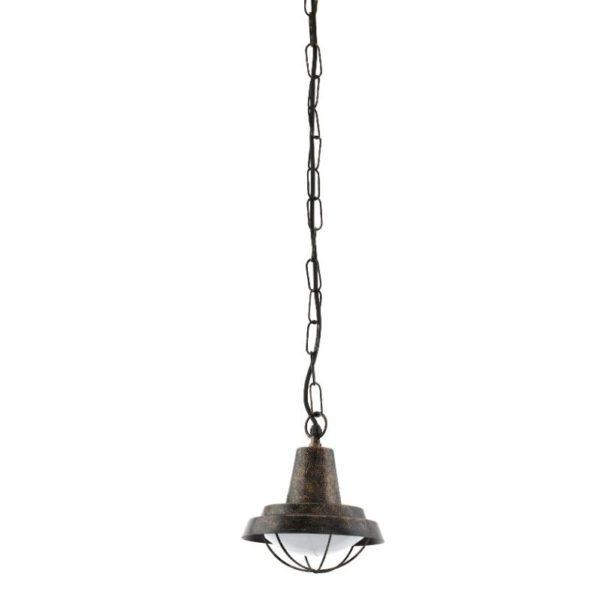 Vintage industrial pendant lights COLINDRES 94837