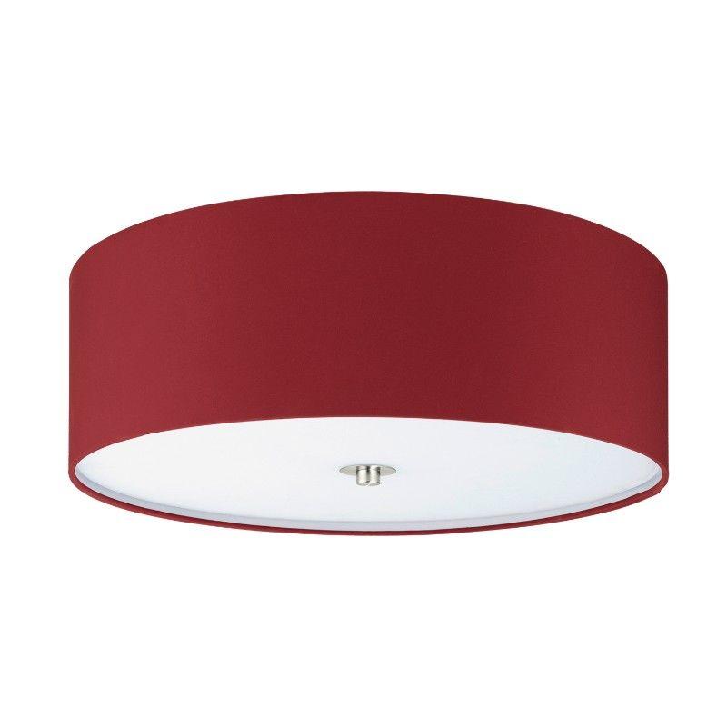 Light Fixtures Dubai: Buy Red LED Ceiling Lamp