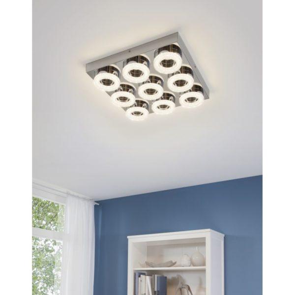 EGLO ceiling lights 95665 LED FRADELO
