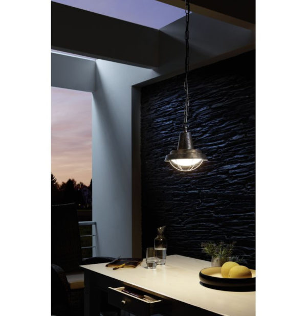Industrial style Outdoor Lighting COLINDRES
