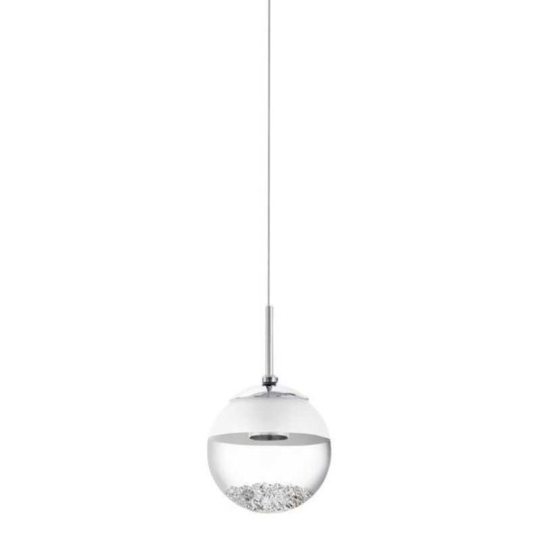 Modern pendant light ball shape