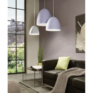 Photo of Pendant Lighting SARABIA 94352 in an Interior