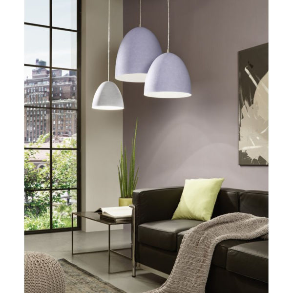 Photo of Pendant Lighting SARABIA 94352 in an Interior