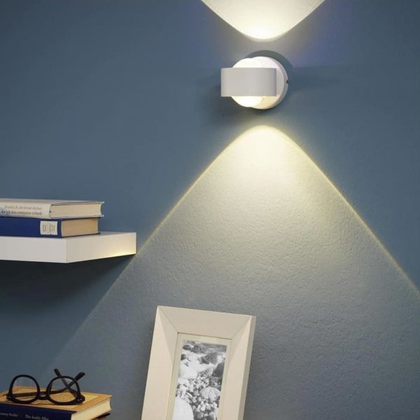 Sconce in an interior of a room