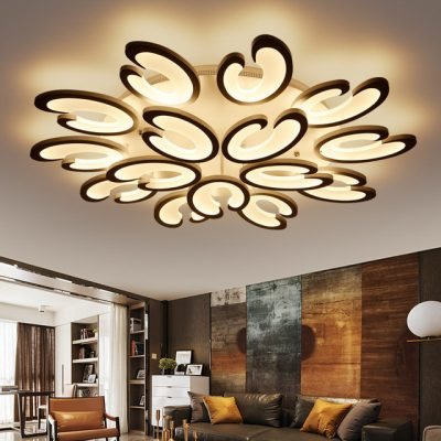 اضاءة المنزل الداخلية