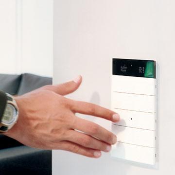الانظمة الذكية للمنازل