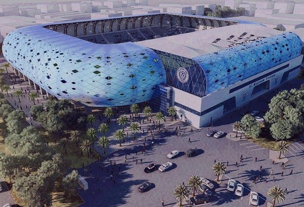 Al Nasr Stadium
