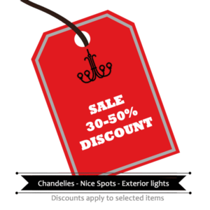 Light fixtures clearance sale