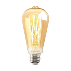 Vintage led Edison bulb old filament lamp