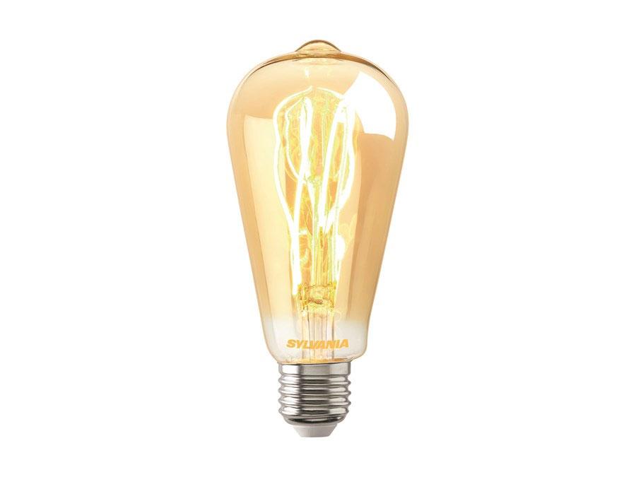 Vintage Led Edison Bulb Old Filament Lamp In Dubai