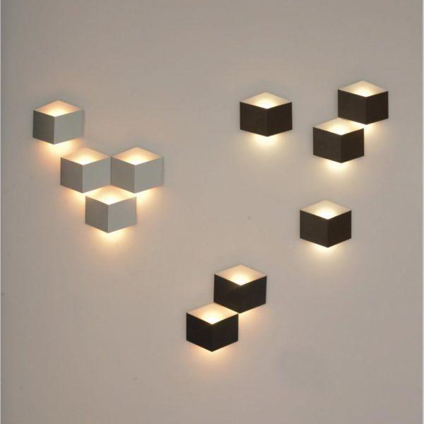 Wall lights.