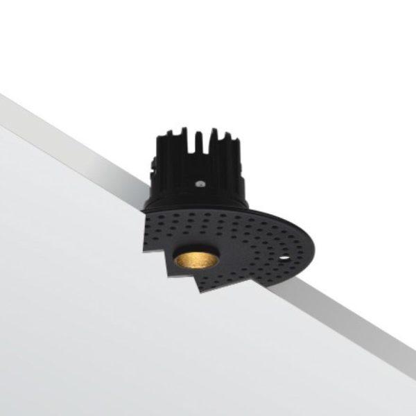 how to install trimless spotlight