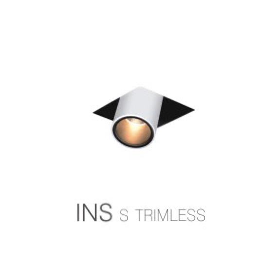spotlight hidden trimless ins for ceiling installation.