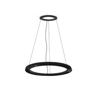 Modern medium chandelier in shape of ring P3.