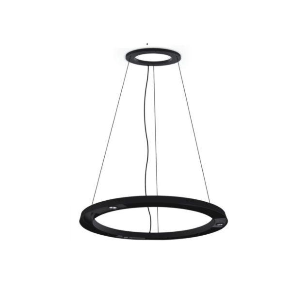Modern medium chandelier in shape of ring P3.