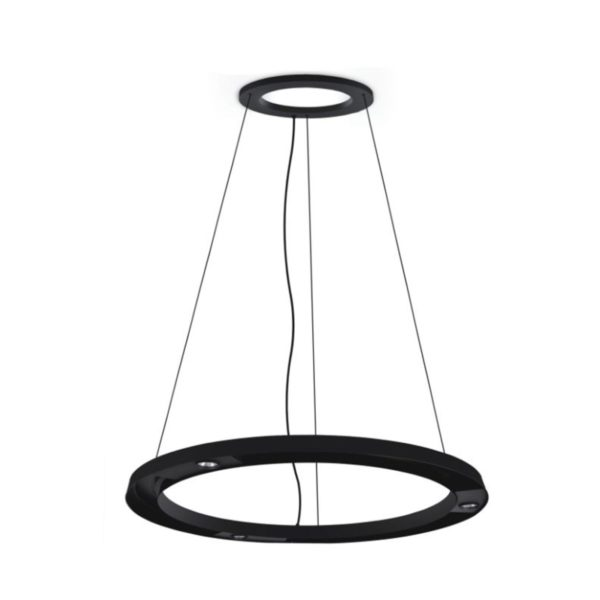 Modern small chandelier in shape of ring P6.