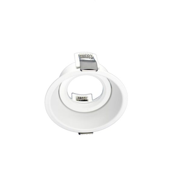 Photo of the spotlight fixture white