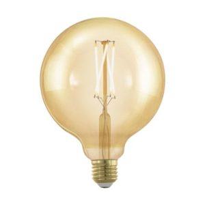 Ball shape vintage bulb EGLO