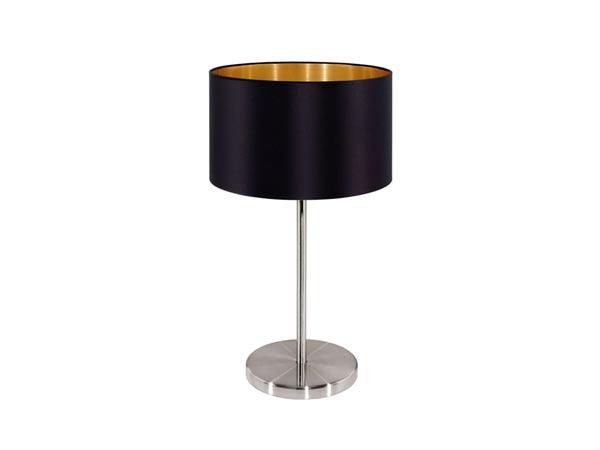 Bedside table-lamp made by high end designer.