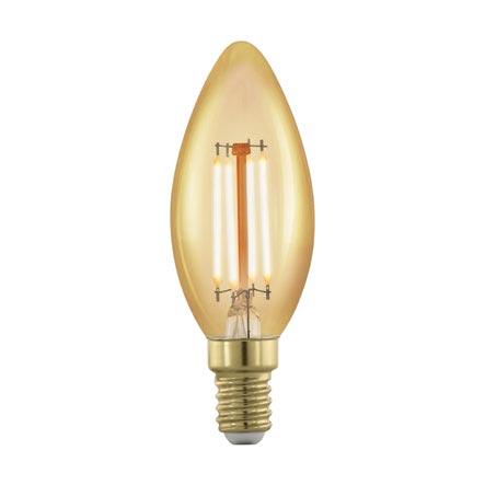 Candle shape vintage bulb EGLO 11698