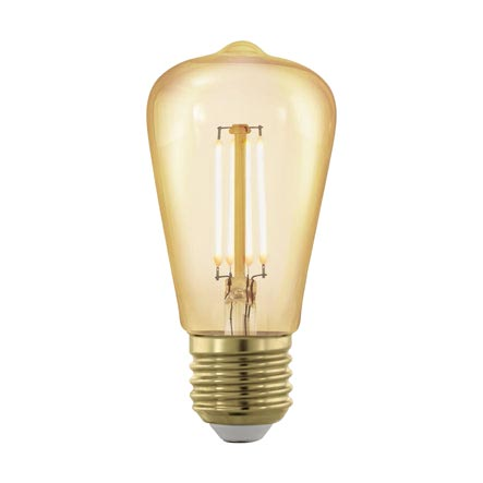 Old style Edison bulb Eglo