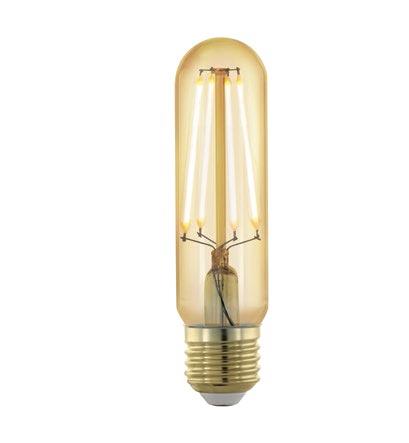 cylinder shape Edison bulb