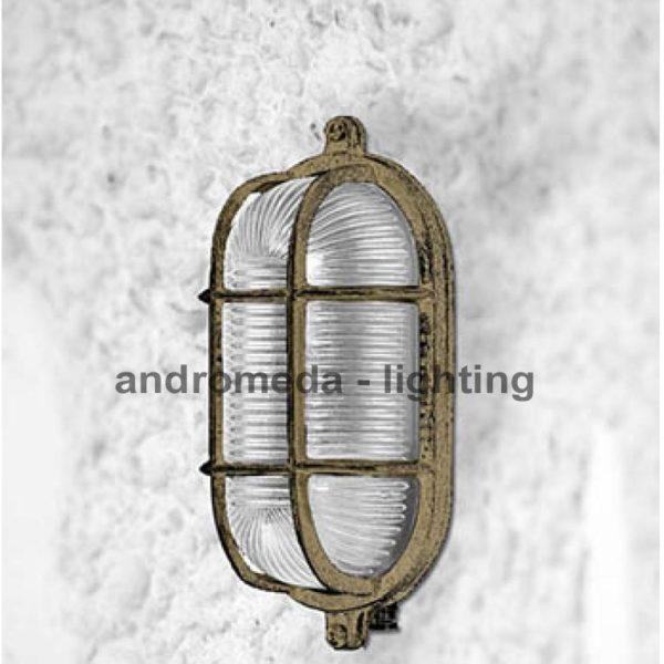 antique style headlight
