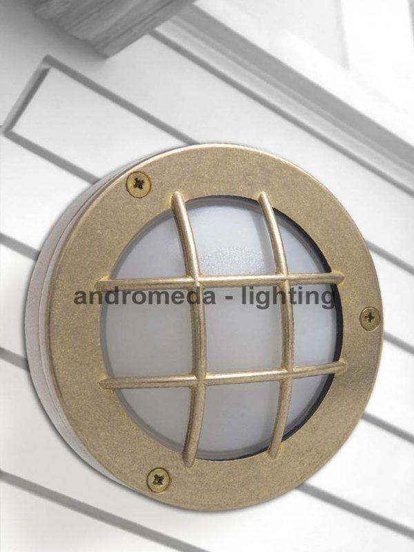 industrial style garden light