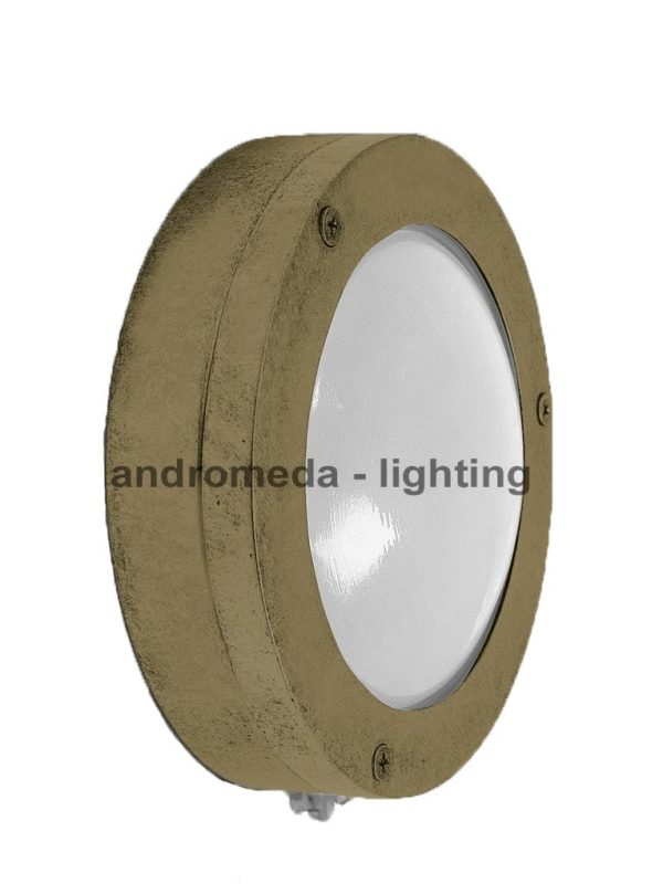 outdoor vintage style flat lighting