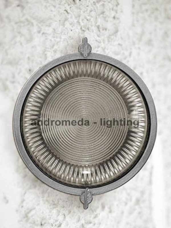round bulkhead lighting
