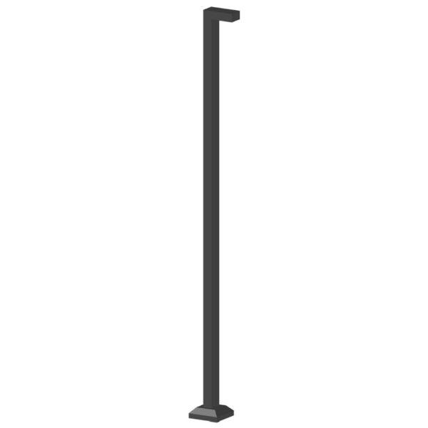 outdoor street light bollard