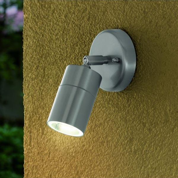 outdoor wall light for exterior illumination