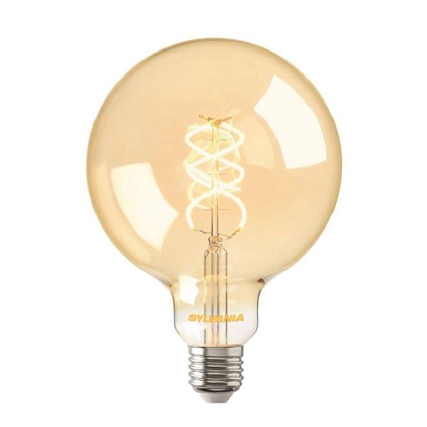 vintage edison style led bulbs globe shape
