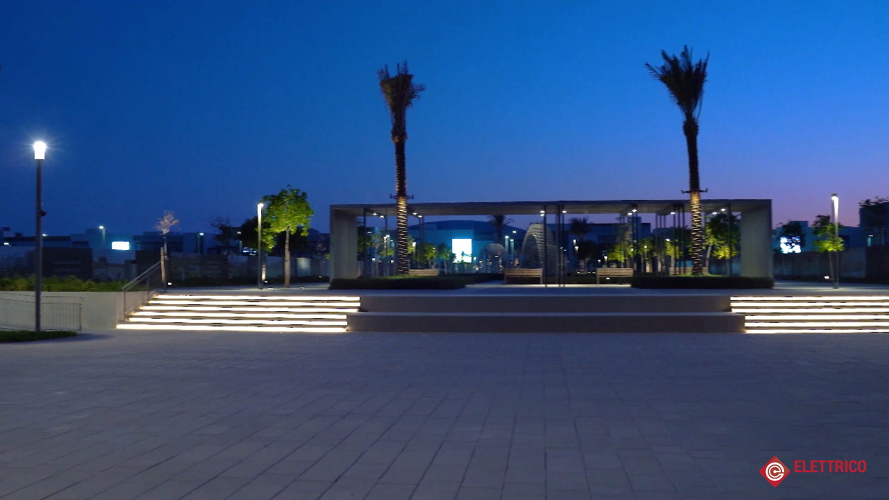 Park illumination