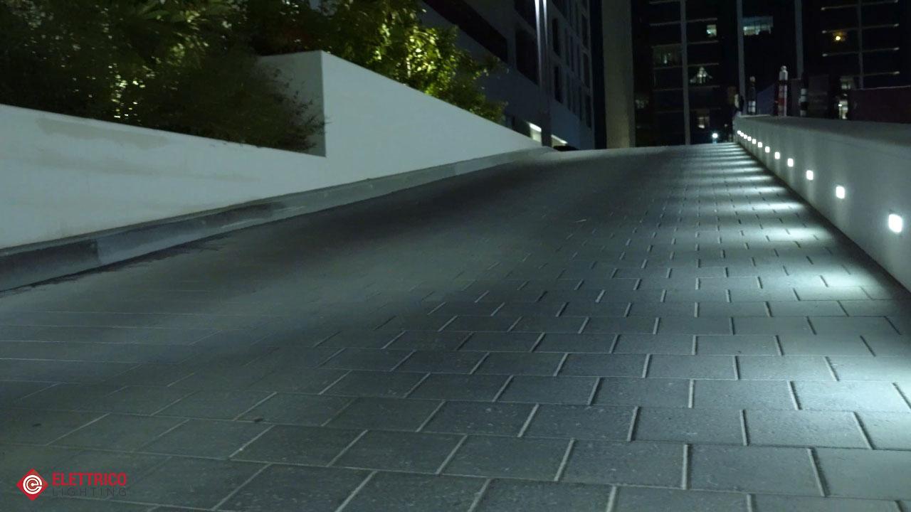 public areas lighting